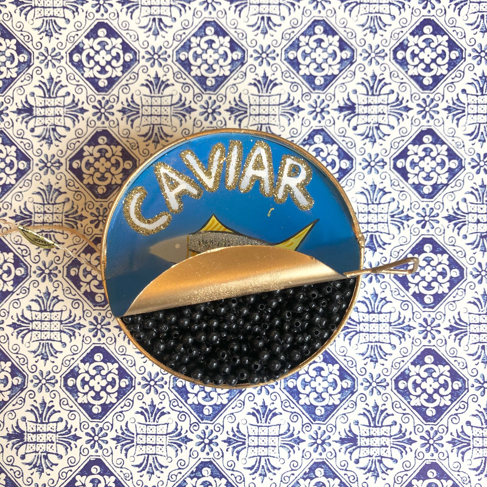 Ophæng / Caviar