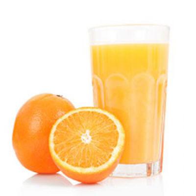 Orangensaft frisch