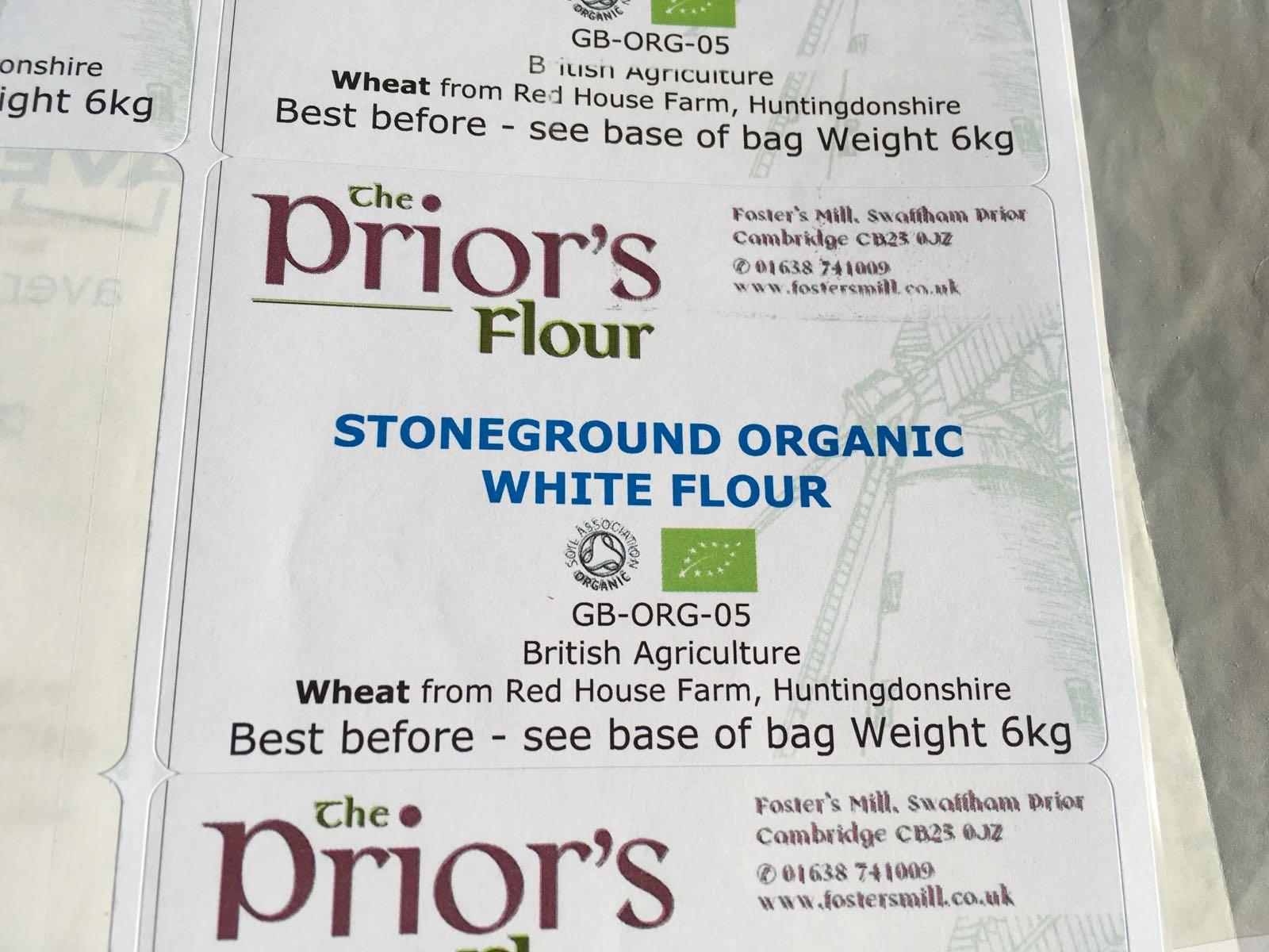 White Flour 6kg