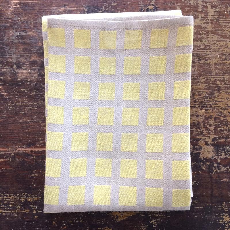 """handtuch """"ruta"""", 100 % leinen, ca. 50 x 70 cm, växbo lin"""