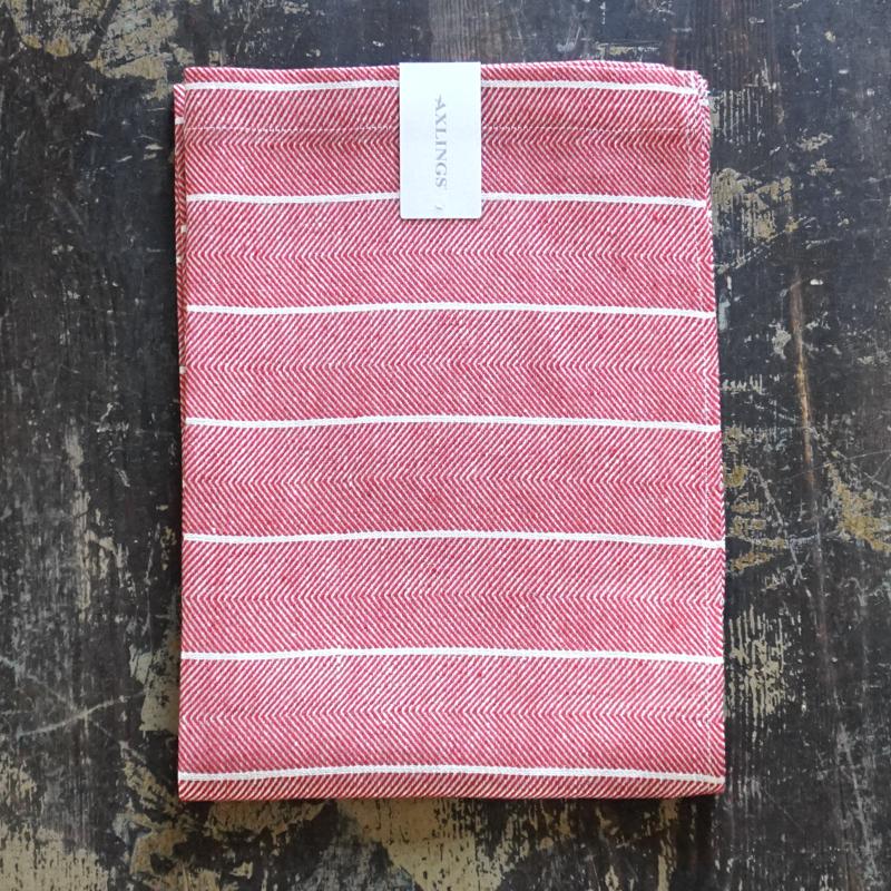 """serviette """"fischgrät"""", 47 x 47 cm, 100 % leinen, axlings linne"""