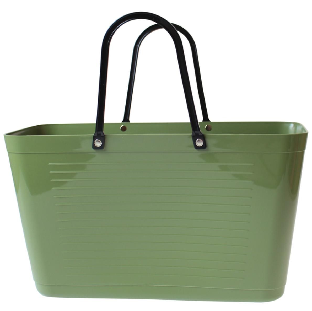 "tragetasche ""original"", 43 x 18 x 24 cm, 100 % recycelbares polyethylen, perstorpdesign"