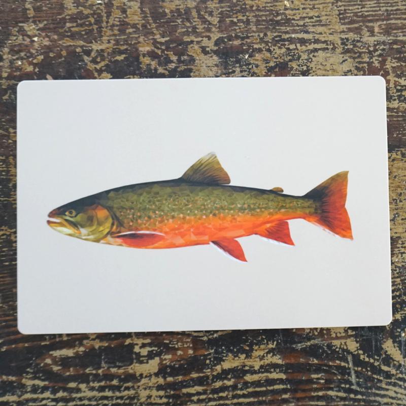 """brettchen """"fische"""", beschichtetes holz, 22 x 15 cm, plurr"""