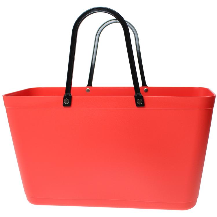 """perstorptasche """"swedenbag"""", 43 x 18 x 24 cm (henkel ca. 16 cm), 100 % recycelbares polyethylen, perstorp design"""