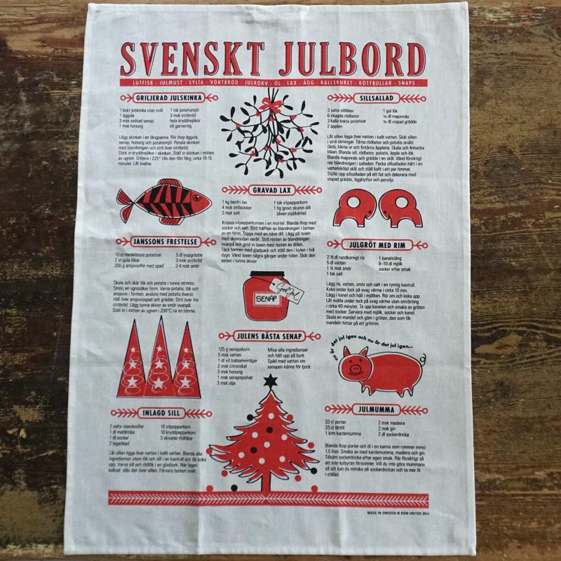 """geschirrtuch """"echt schwedisch"""