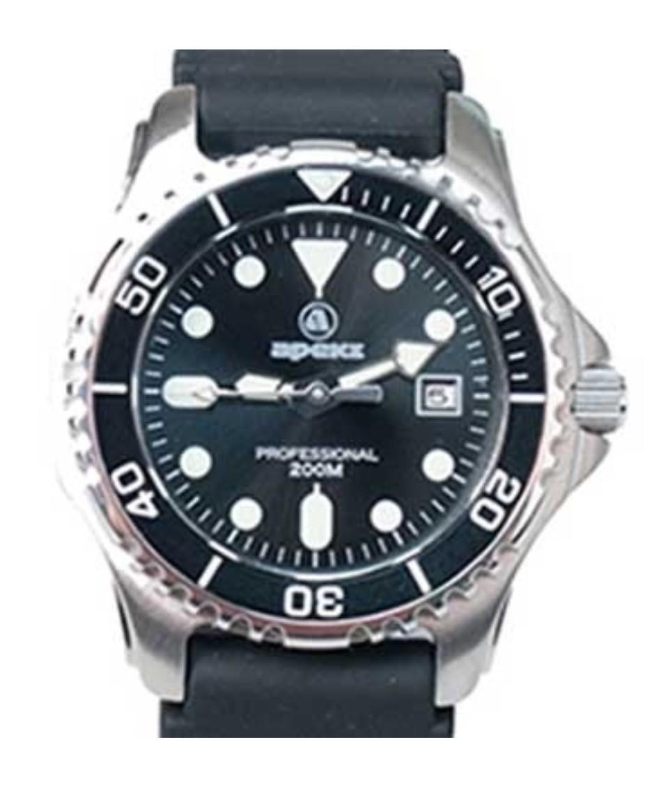 Apeks Professional Scuba Diving Watch (Female) in Presentation Case