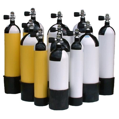 10L 232 Bar Cylinder