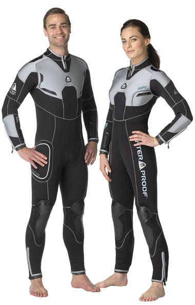 Waterproof W4 5mm / 7mm Rear Entry Wetsuit