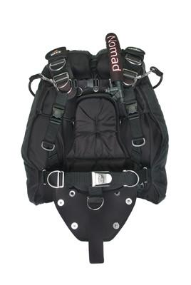 Dive Rite Nomad XT Sidemount Rig