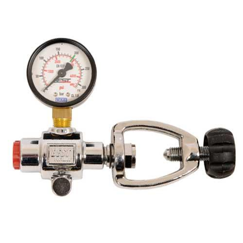 Best Fittings 'A' Clamp (K Valve) Charging Kit with NO Hose.