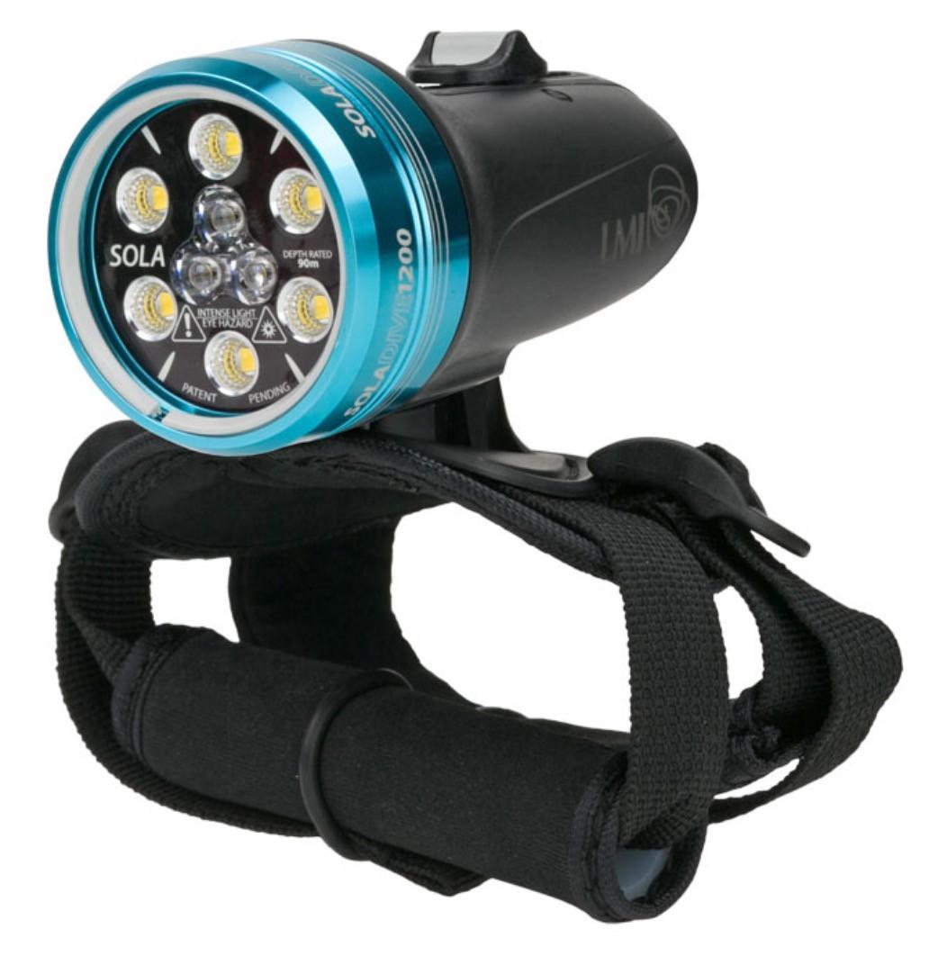 Light & Motion Sola 1200 S/F Dive Light
