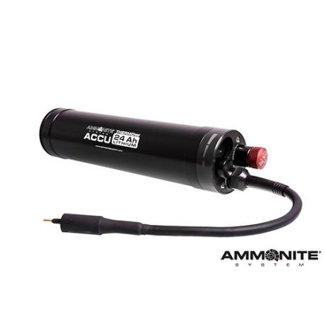 Ammonite Accu Thermo 24aH Battery Pack