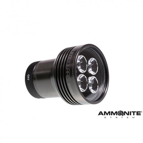 Ammonite Prime LED & Accu 12aH Sidemount Kit