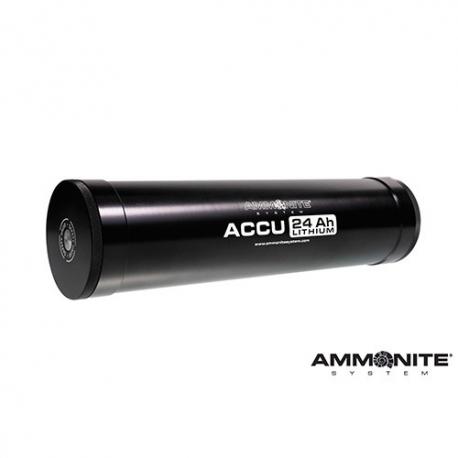 Ammonite Accu 24aH Battery Pack