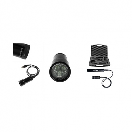 Ammonite Prime LED & Accu 7aH Kit