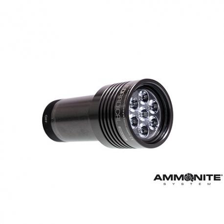 Ammonite Radical LED & Accu 12aH Sidemount Kit