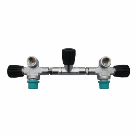 DIRZone Isolation Manifold Complete 204mm Centres 300 bar