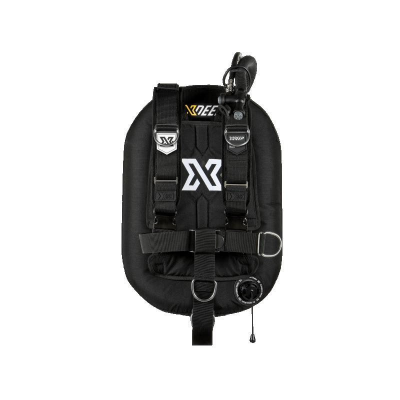 XDeep Zeos 28 Wing System & SS Backplate & Deluxe Harness