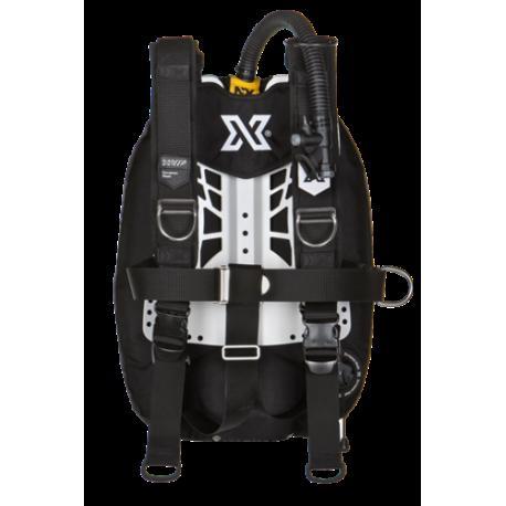 XDeep NX Zen System - Deluxe Harness - Aluminium Backplate