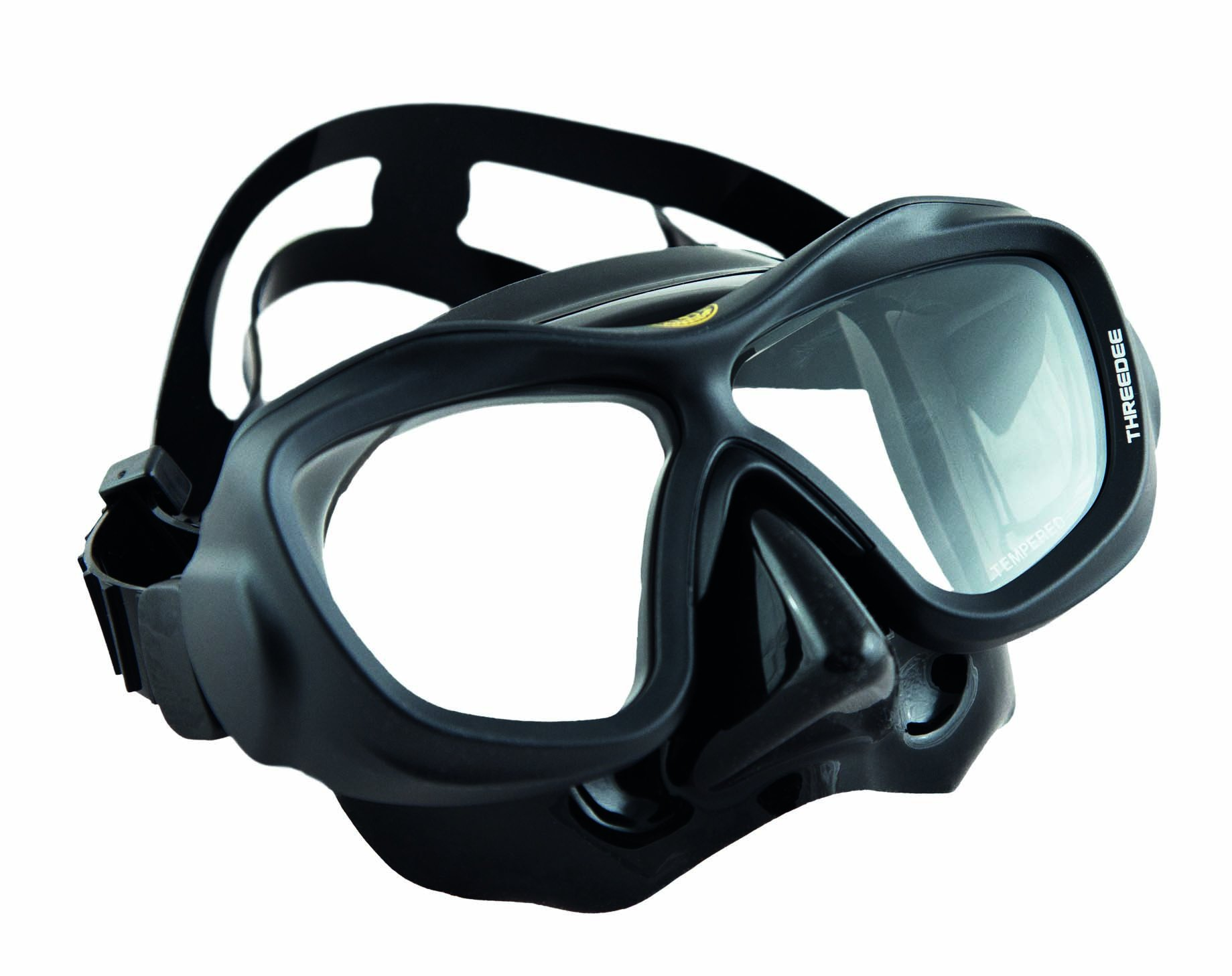 Poseidon Mask 3D