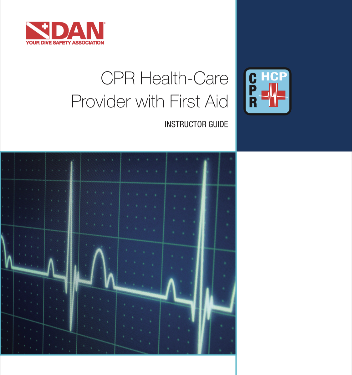 DAN CPR Health Care Provider with First Aid