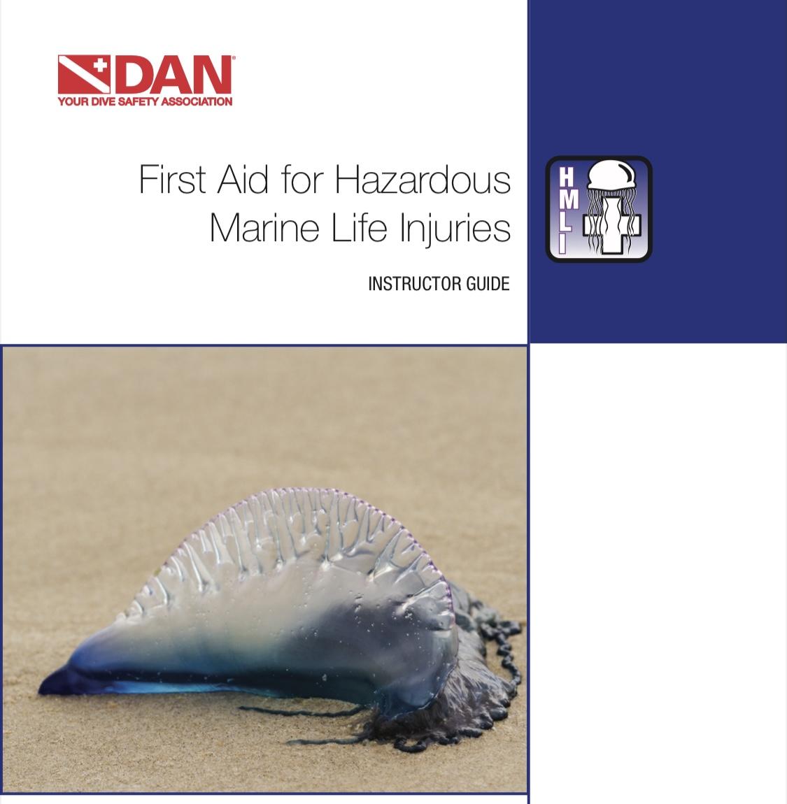 DAN Hazardous Marine Life Injuries course