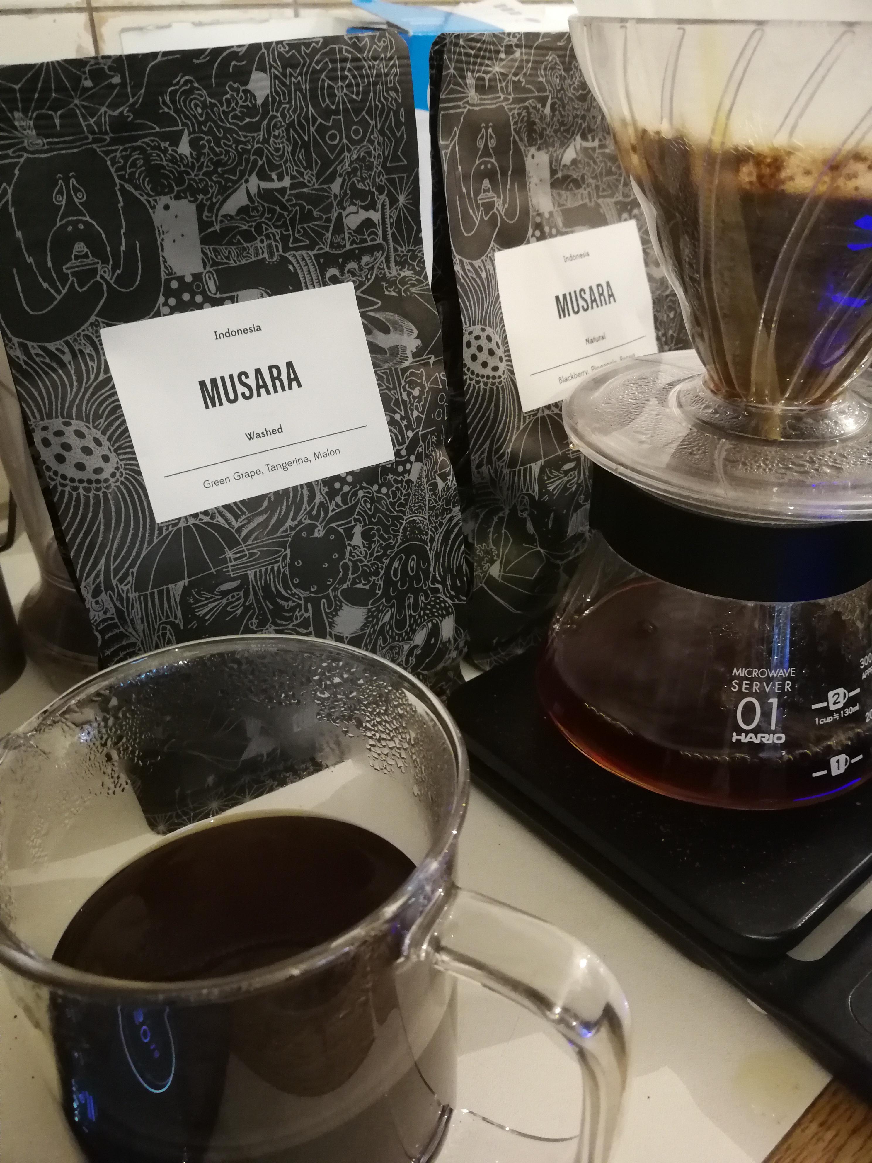 Online Coffee Tasting