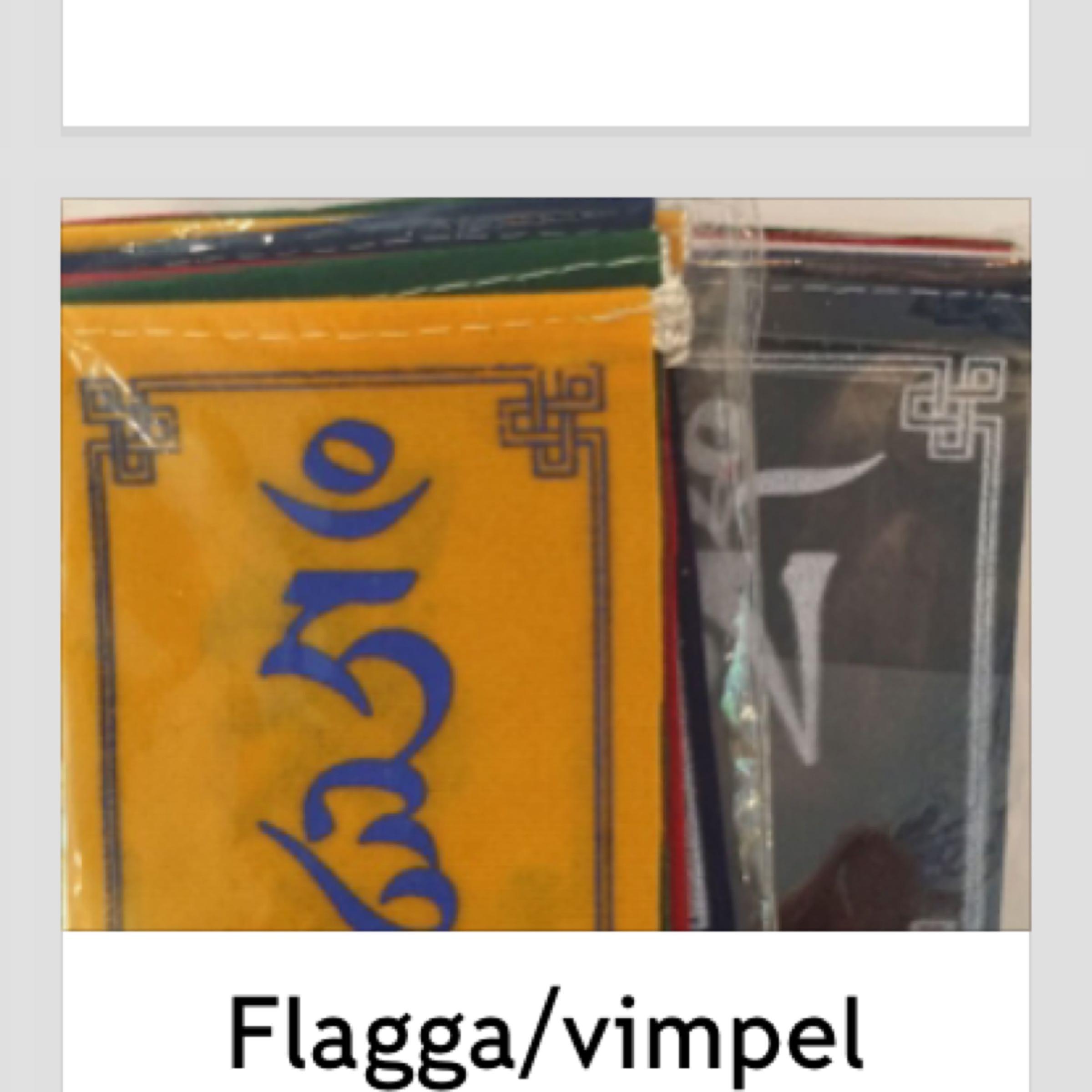 Flagga/vimpel