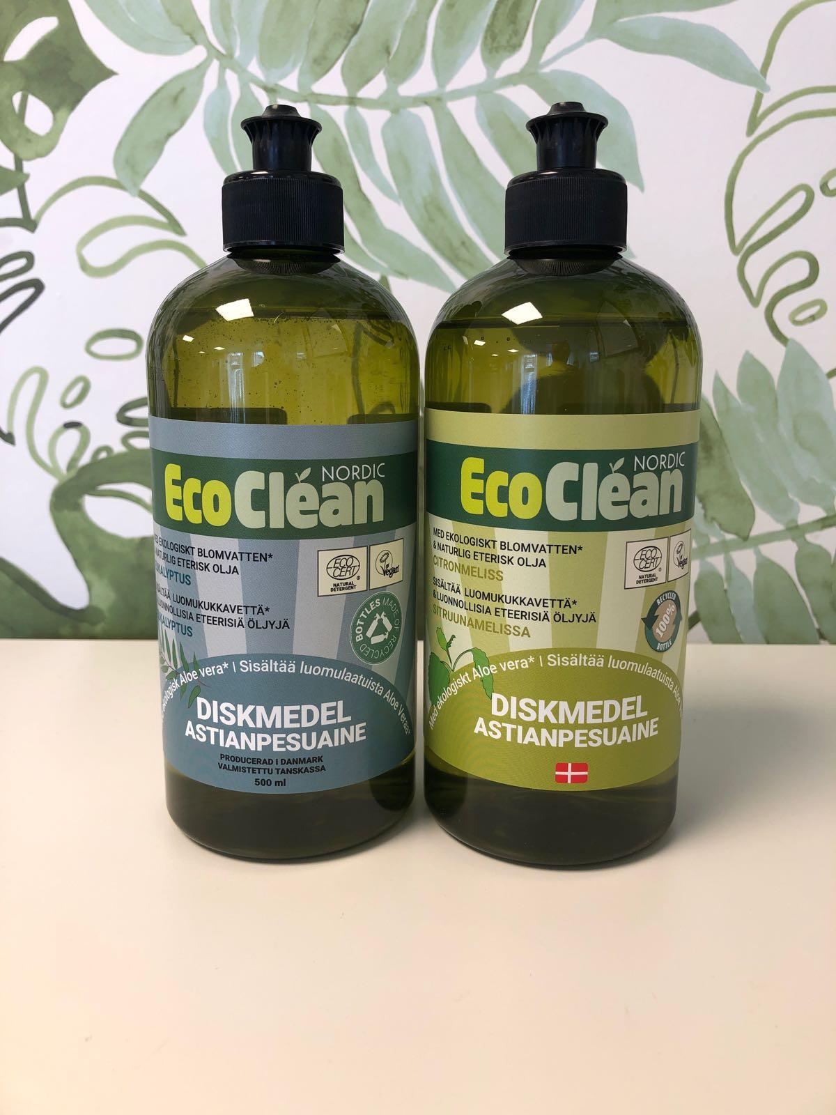 EcoClean Diskmedel 500 ml