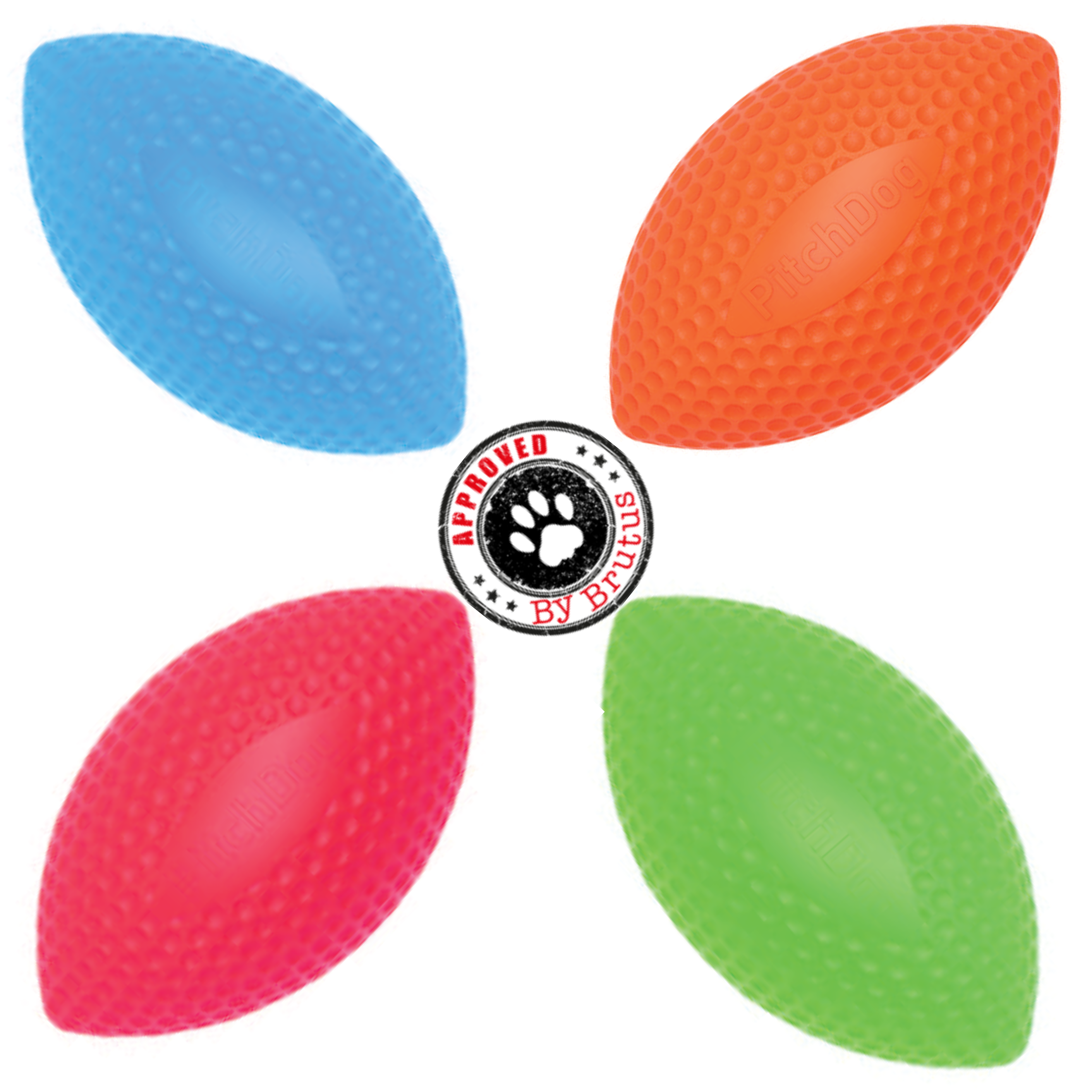 PitchDog SportBall Dog Toy by Collar Company