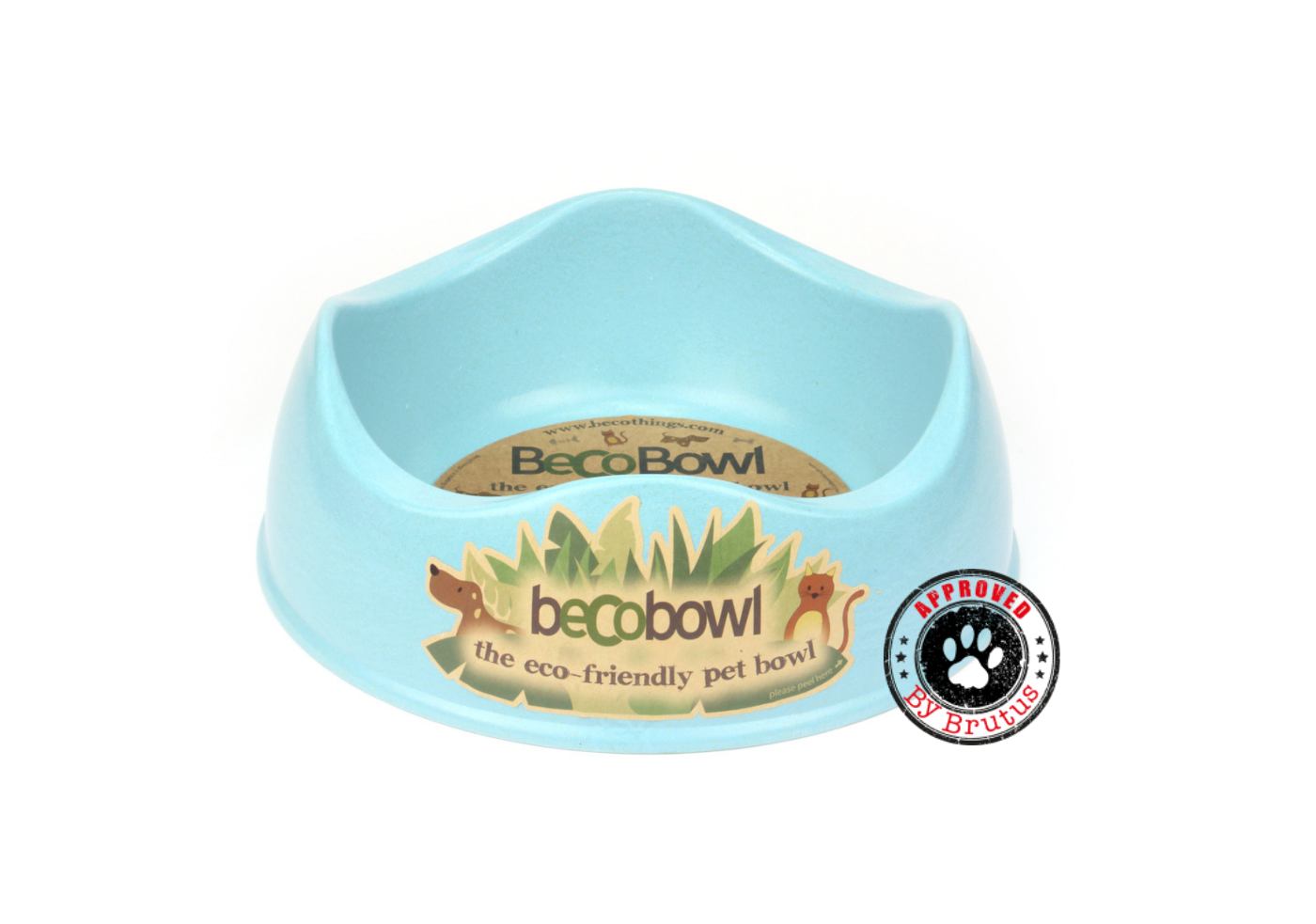 Beco Pets Eco Friendly Dog and Puppy Bowl