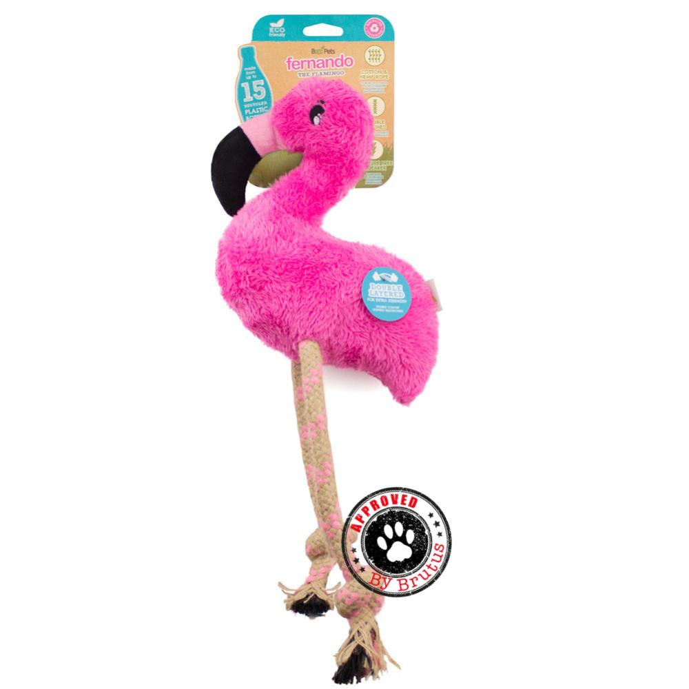 Beco Pets Fernando the Flamingo