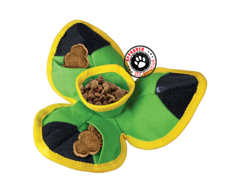 Kong Ballistic Treat Toy For Dogs And Puppies - Large