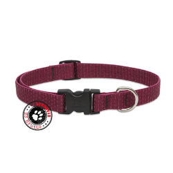 "Berry 3/4"" Lupine Eco Friendly Collar"