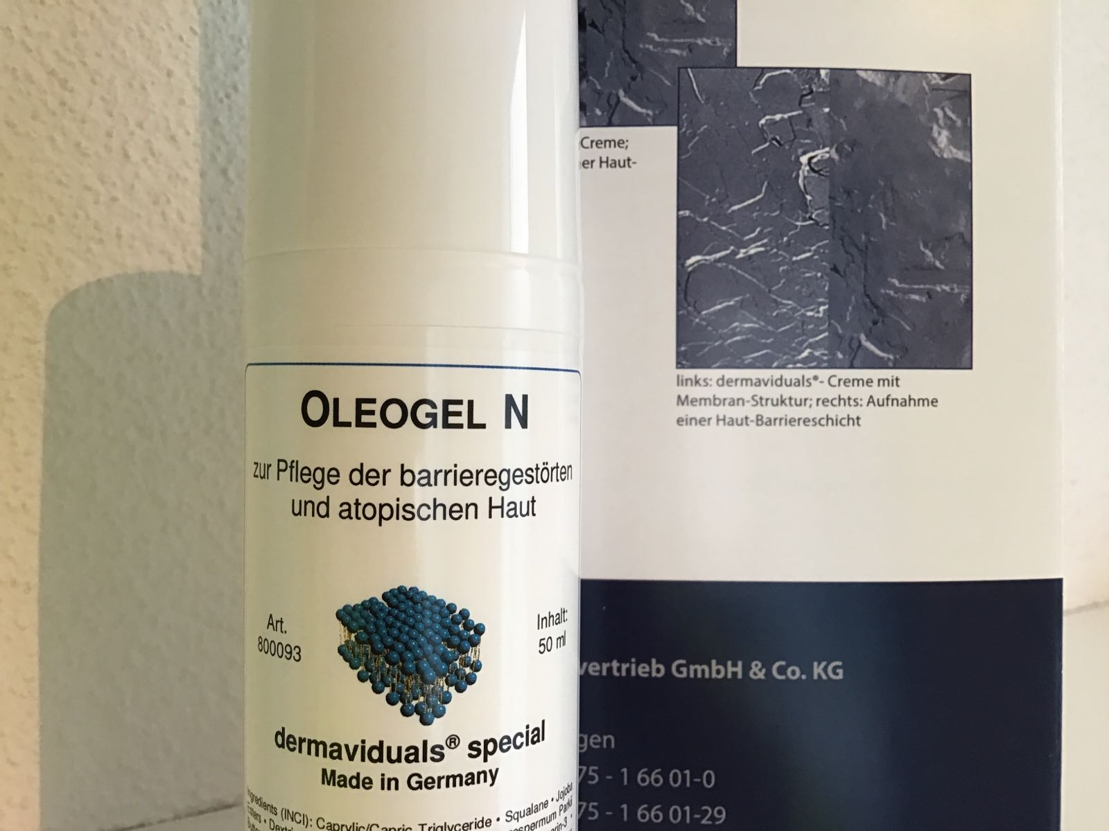 Oleogel N 50ml