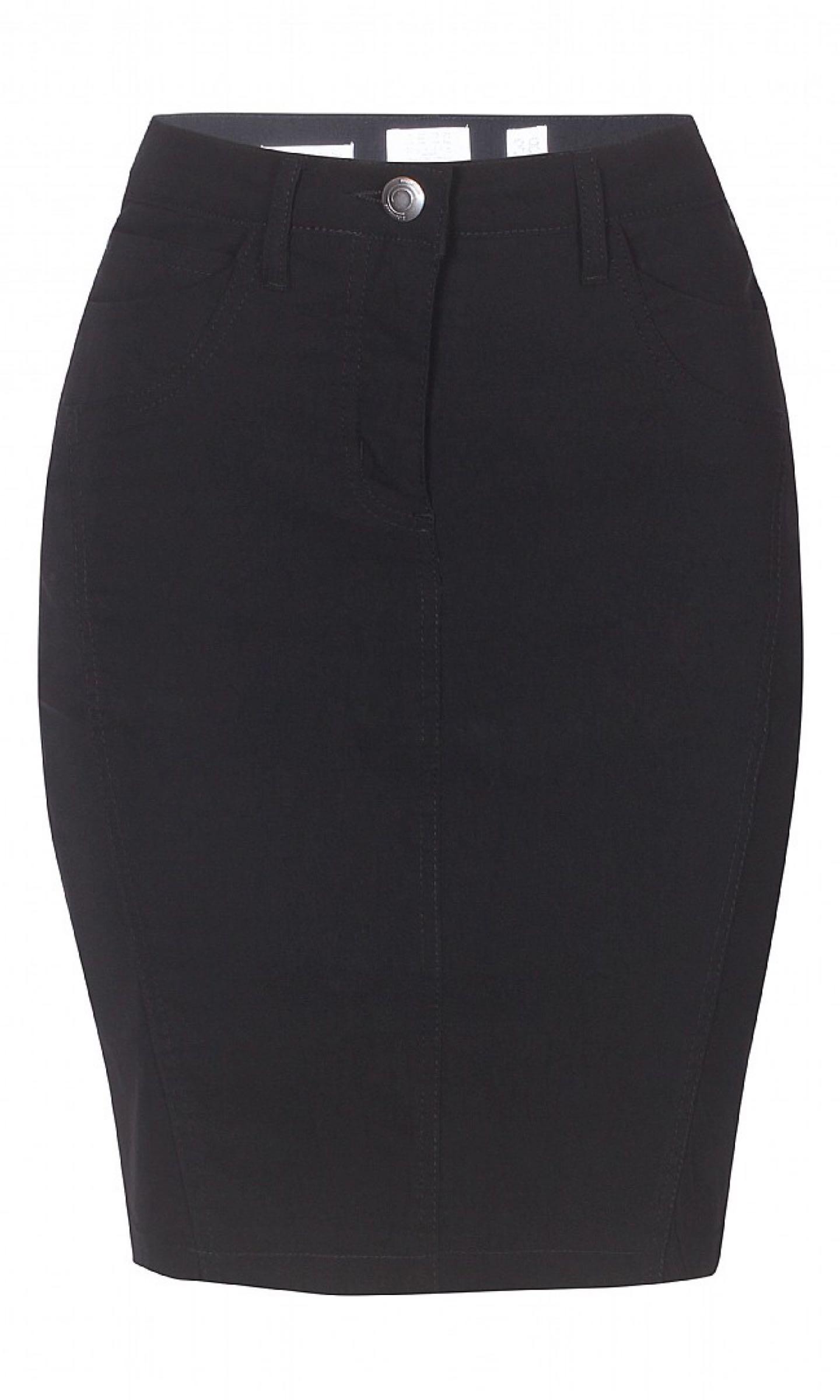 Lance svart kjol