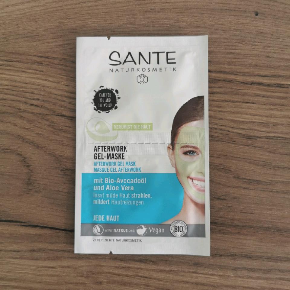 Sante Afterwork Ansiktsmask