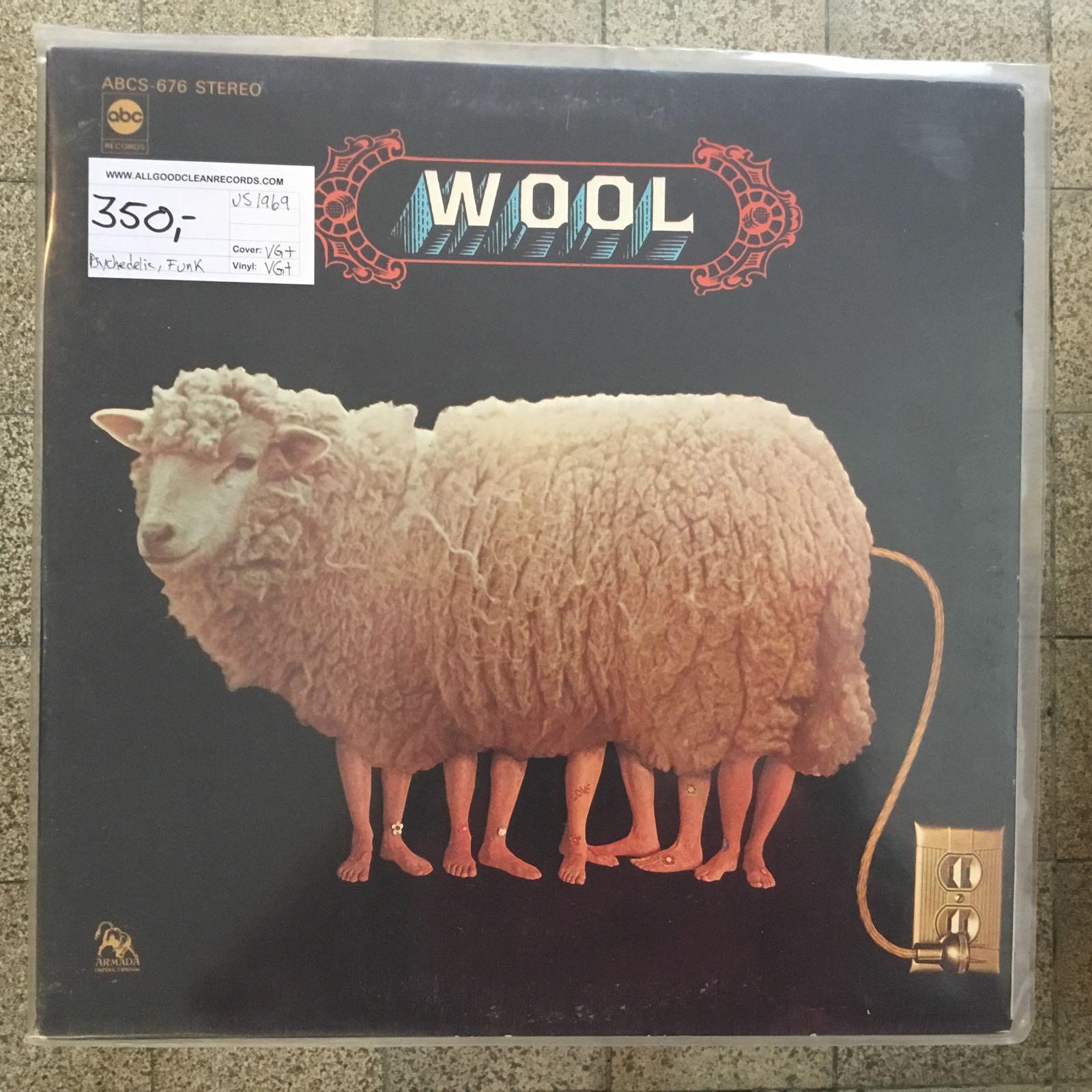 Wool – Wool [LP] (2. hand)