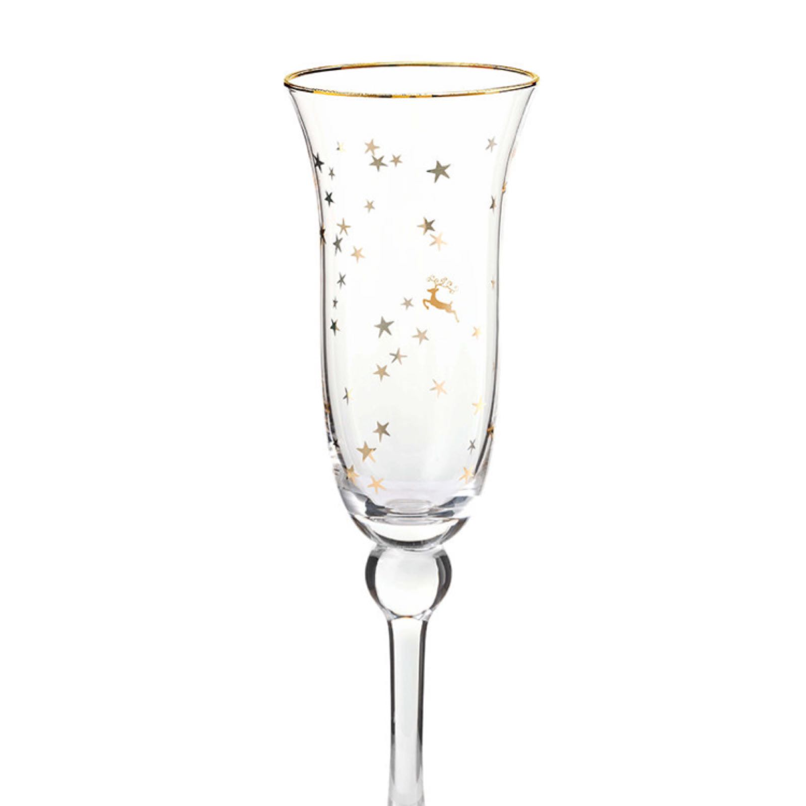 Pip studio Christmas Champagne Flute