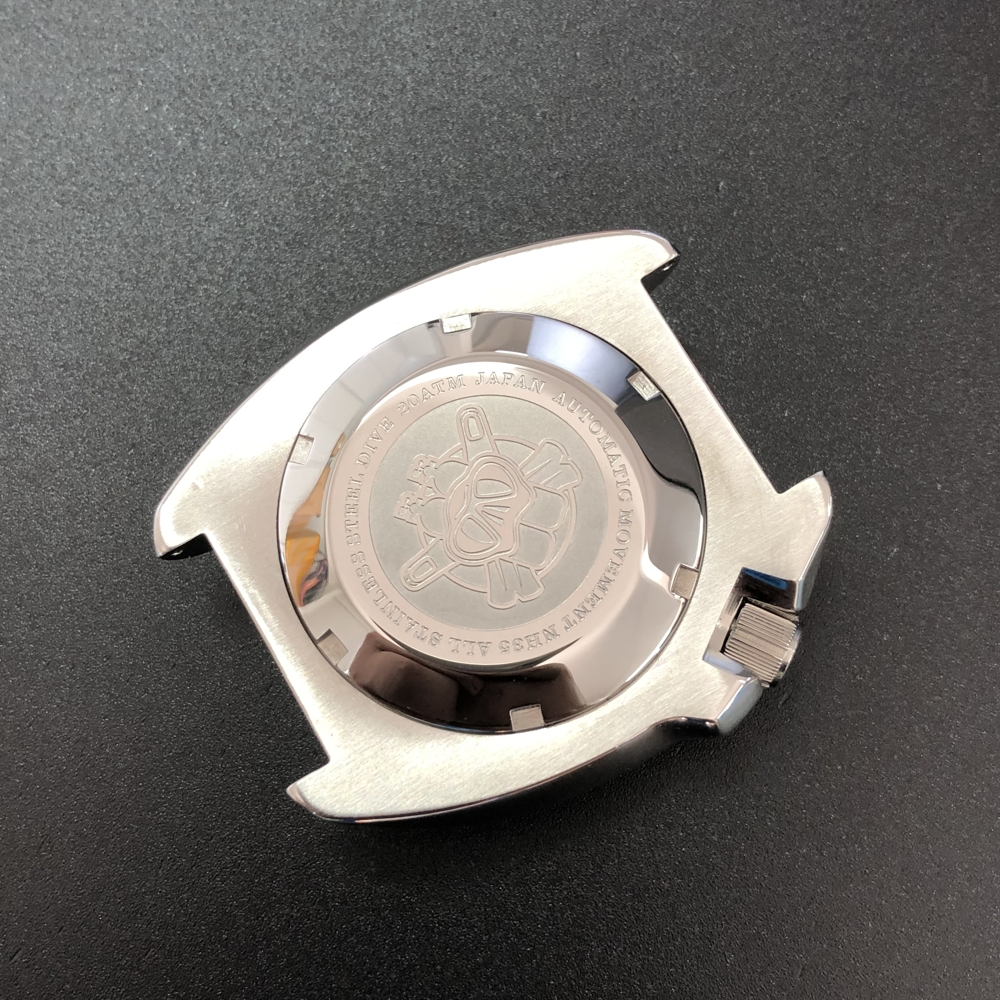 """SteelDive SD1970 2020 Version Diver's Watch - The Cpt Willard 6105 """"TURTLE"""" Homage"""