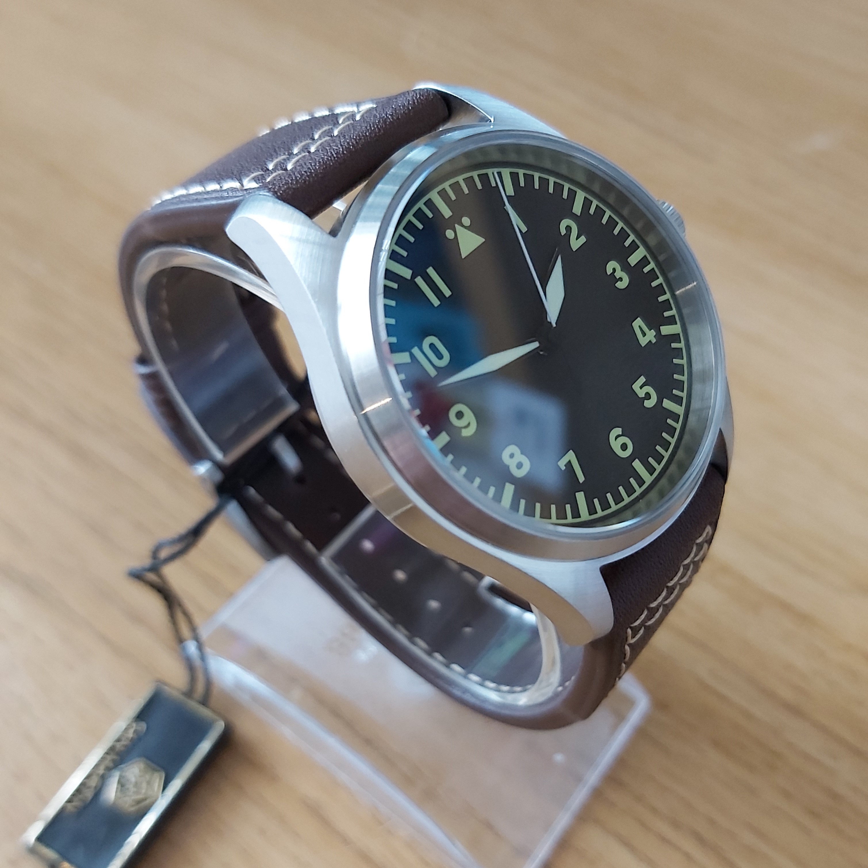 San Martin SN030-G Flieger-A Pilot's Series Watch