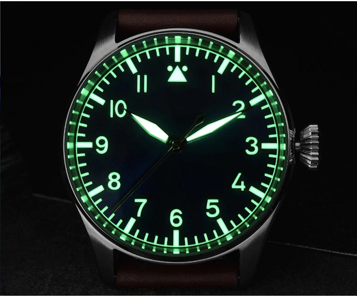 San Martin SN060-G Flieger-A Pilot's Series Watch