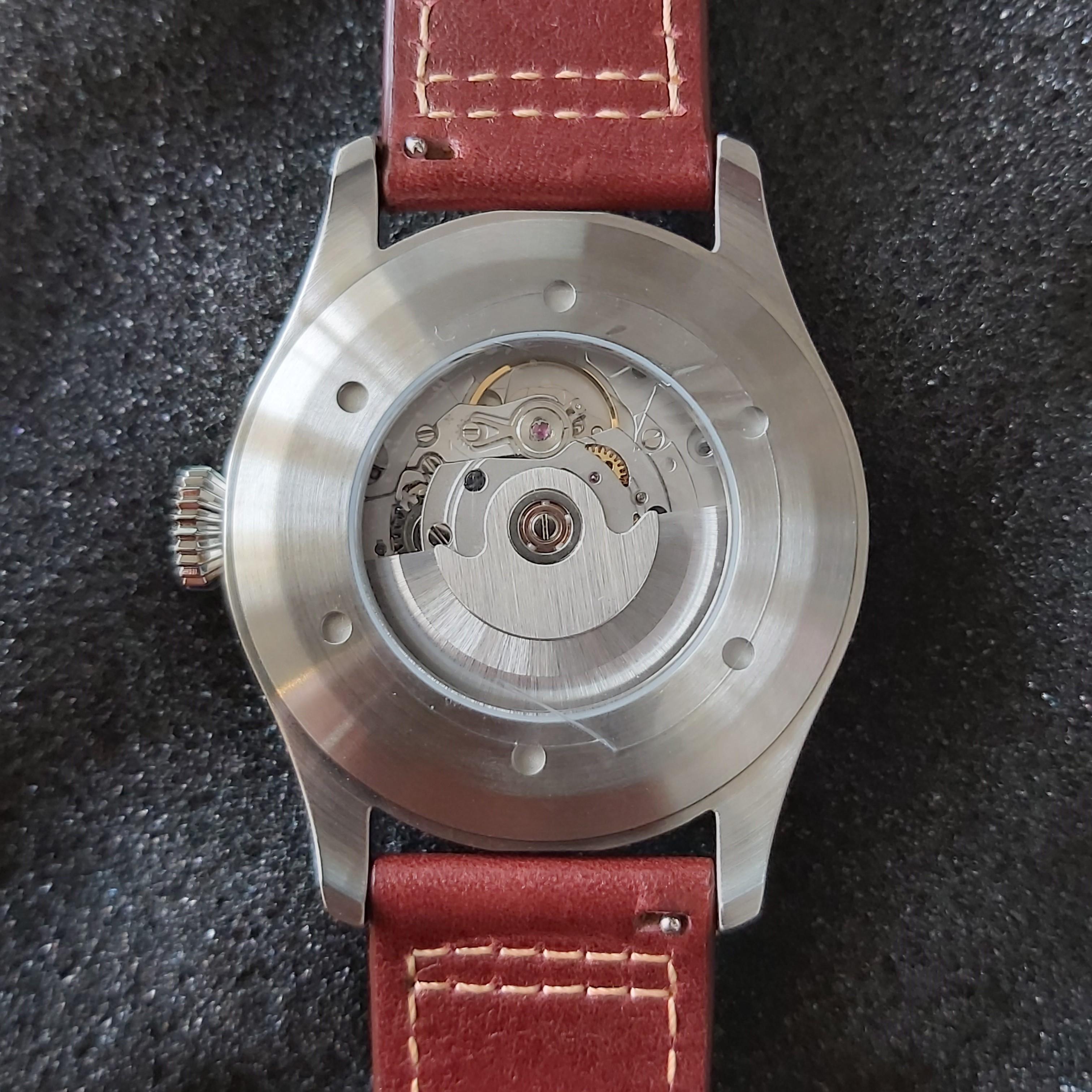 San Martin SN060-G Flieger-B Pilot's Series Watch