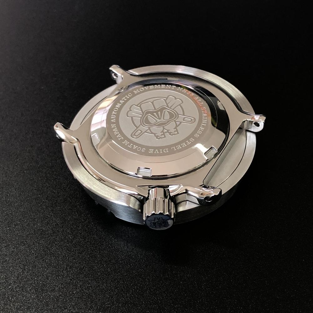 "Steeldive SD1975 300M Diver's Watch - The ""TUNA"" Homage"