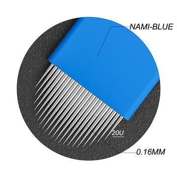 Microbladingnålar #20U, #18C 0,16mm