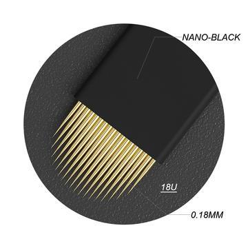 Microbladingnålar #G18U, #G14 0,18mm