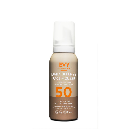 EVY Daily Defense Face Mousse 50