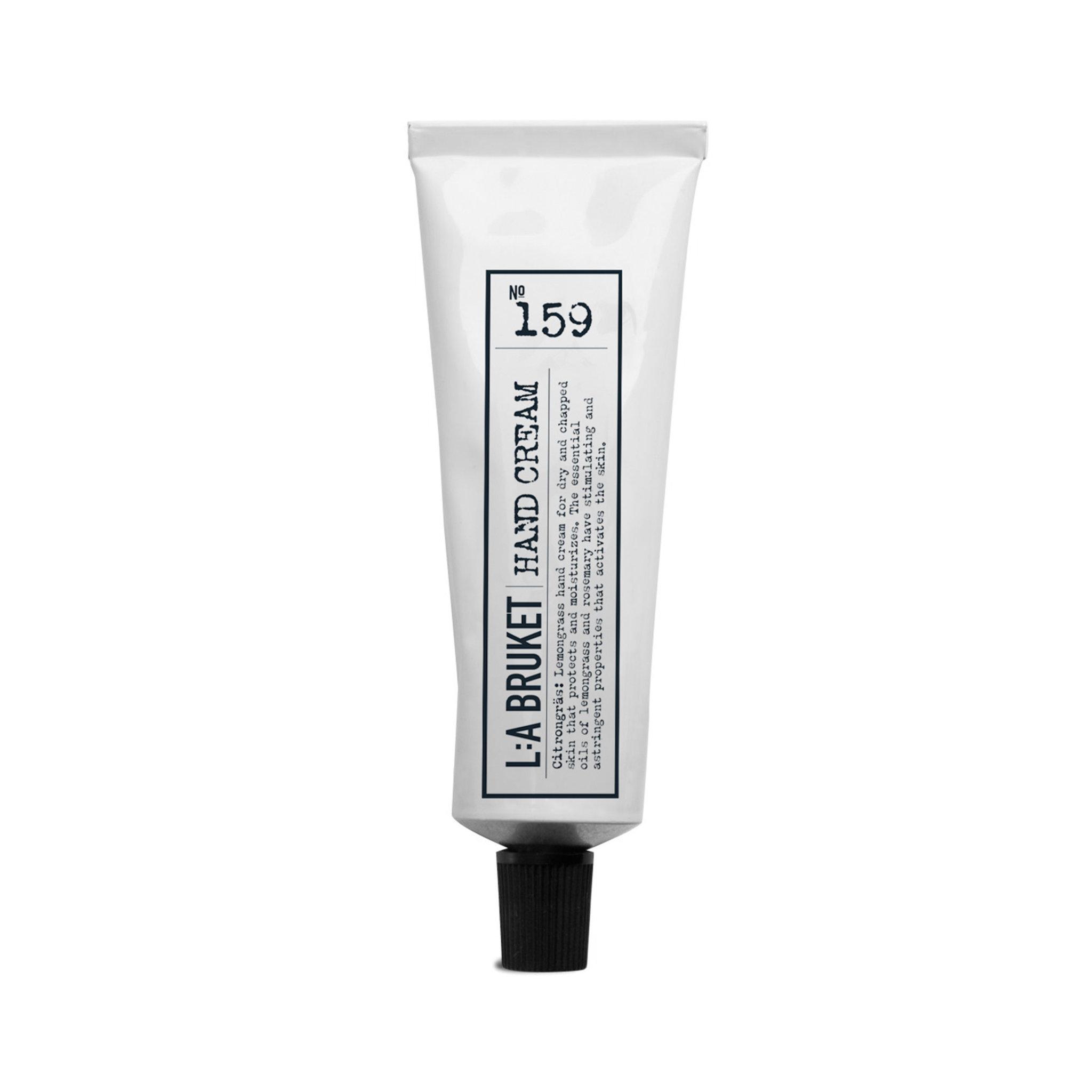 L:A Bruket Hand Cream Citrongräs 159