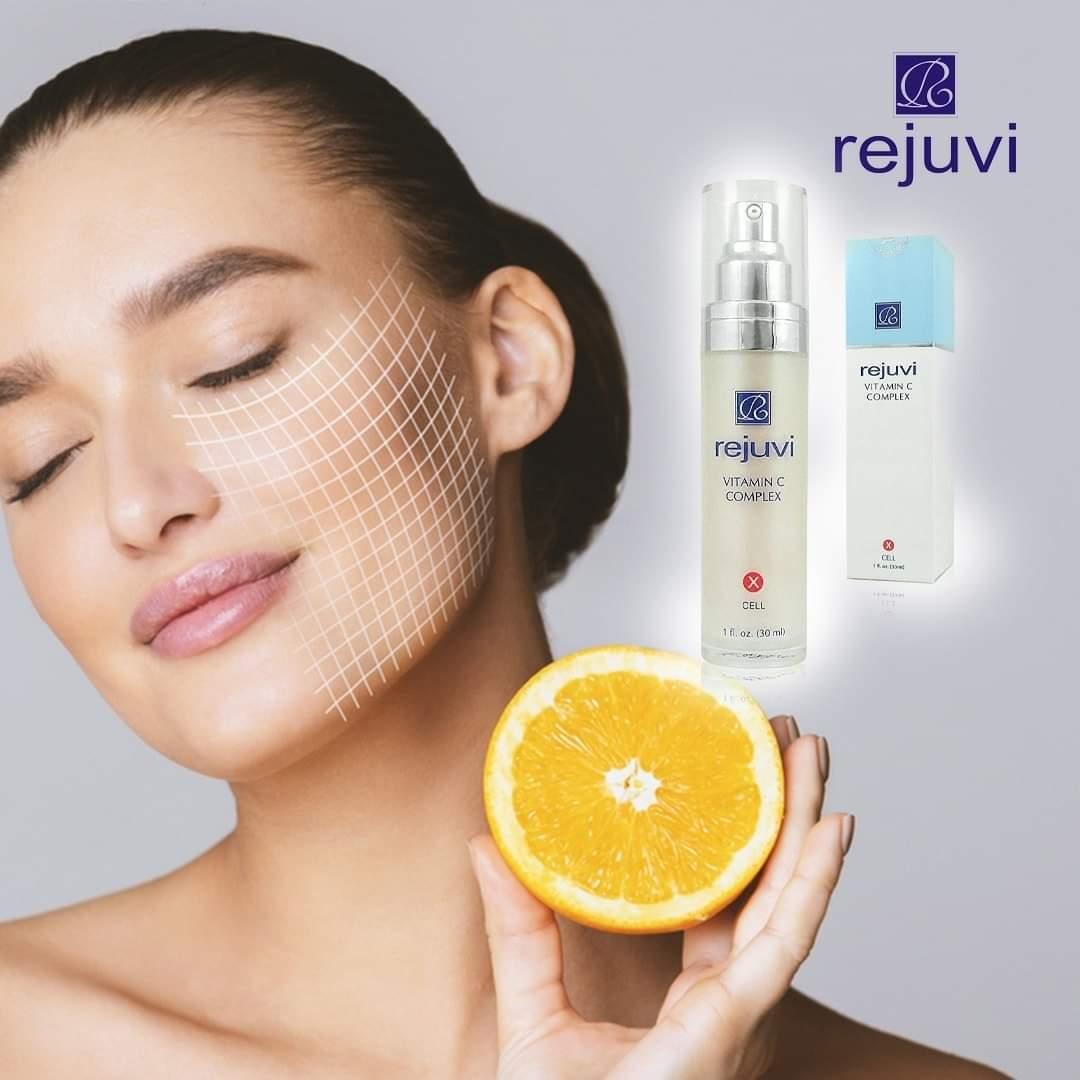 rejuvi x-cell Vitamin C Complex