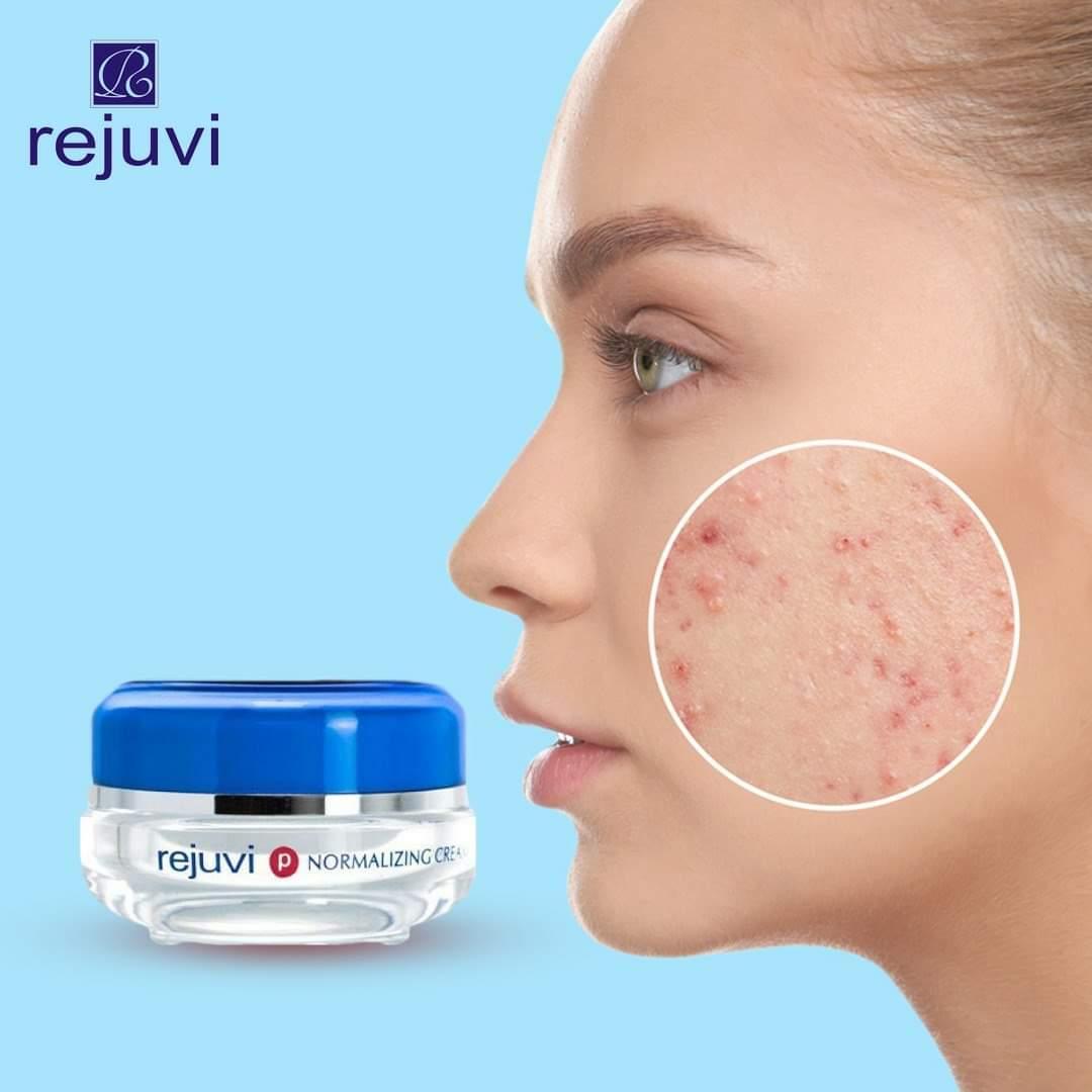Rejuvi 'p' Normalizing Cream